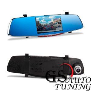 Видеорегистратор 1080 FULL HD с 5 LCD дисплей- камера за задно виждане и G-Sensor