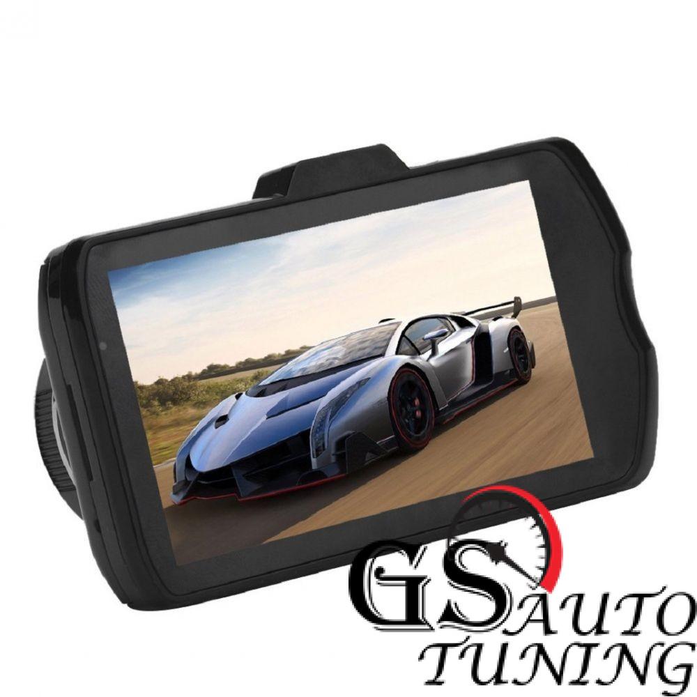 Видеорегистратор 1080 FULL HD 30fps с 3 LCD дисплей-gs-autotuning