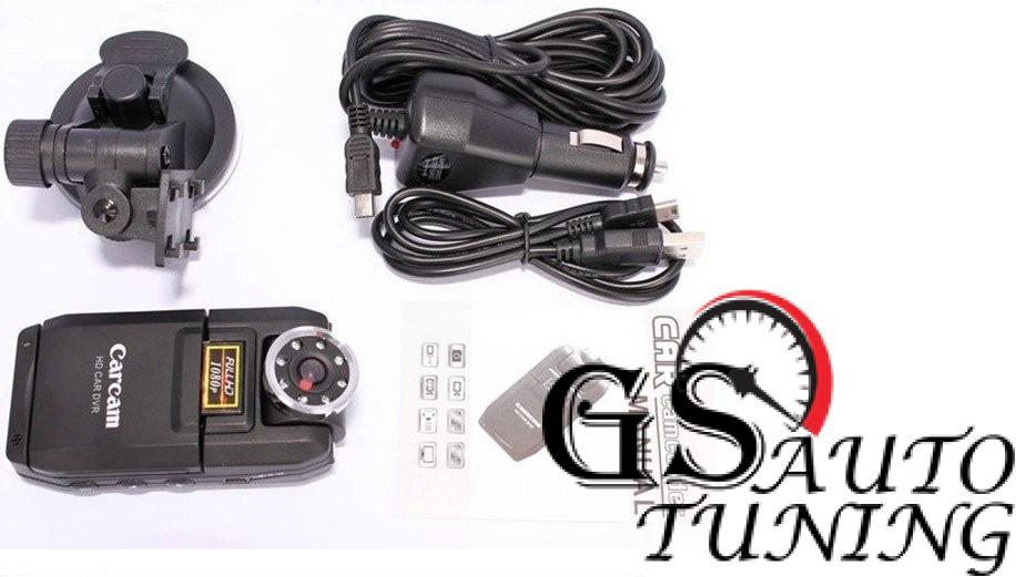 Видеорегистратор HD 1080P с 2 LCD дисплей-gs-autotuning.com