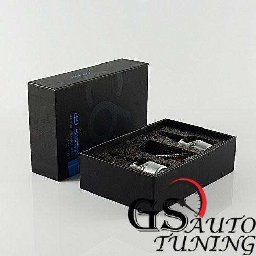 Диодни крушки - Led система Н7 за къси или дълги светлини - 7600 Лумена 36W - 3000K-gs-autotuning.com.
