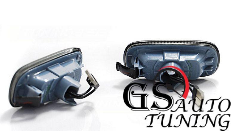 Диодни мигачи за AUDI A4 B6 B7 2001-2008 - опушени-gs-autotuning.com