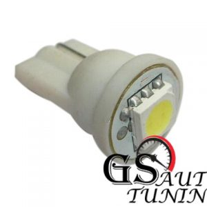 Диодни LED крушки тип Т10 с 1 SMD диод