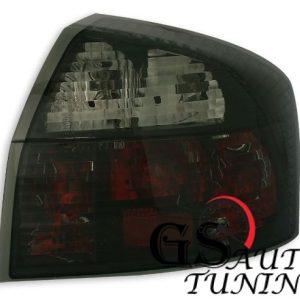 Кристални стопове AUDI A4 седан 2001-2004 - черни