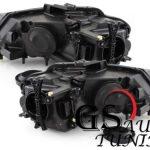 Кристални фарове за Ауди А3 2008-2012 черни-gs-autotuning.com