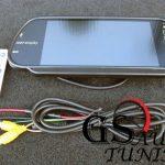 Огледало с цветен 7 LCD дисплей с USB вход и Bluetooth-gs-autotuning.com