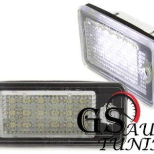 Плафони за осветление на задния номер за AUDI A3. A4. A6. A8. Q7