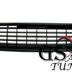 Решетка без емблема за AUDI А4 B6 2001-2004 – черна