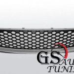Решетка без емблема хромирана за AUDI TT 1998-2005 RS LOOK