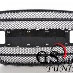 Решетка без емблема AUDI Q7 2005-2009 – черна