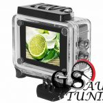 Спортна екшън камера с Wi-Fi 60fps 4K Ultra HD за екстремни спортове-3