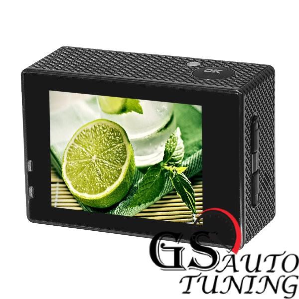 Спортна екшън камера с Wi-Fi 60fps 4K Ultra HD за екстремни спортове-5