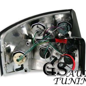 Тунинг стопове за AUDI A4 седан 2001-2004 - червени-gs-autotuning.com