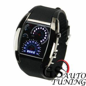 Спортен Часовник - RPM Turbo Дизайн - черен